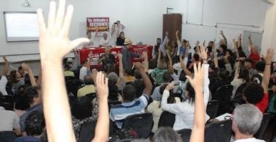 Os professores da Universidade Estadual da Bahia (Uneb) e Universidade Estadual de Santa Cruz (uesc) podem acabar com a greve nesta sexta-feira,