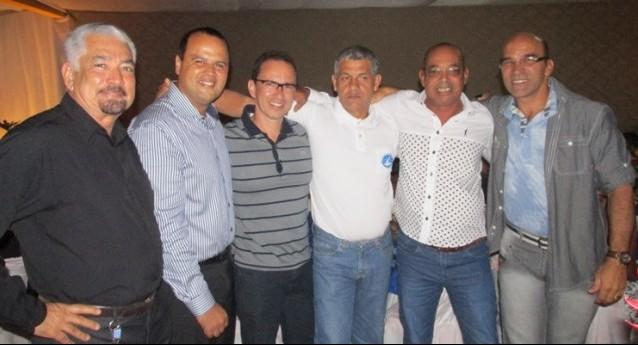 Atletas e fundadores se confraternizaram e reviveram o inicio da canoagem em Ubaitaba