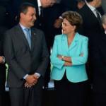 PRESIDENTE DILMA PROPÕE A GOVERNADORES PARCERIA PARA ENFRENTAR PROBLEMAS E SUPERAR CRISE