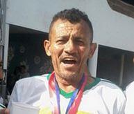 Paulo das Neves Reis, 57 anos participava de um dos babas quando se sentiu mal