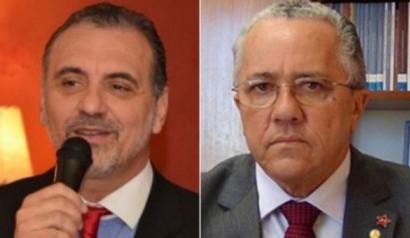 Pelegrino e Josias retornam à Câmara Federal
