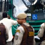 GRATUIDADE PARA POLICIAIS EM ÔNIBUS É SUSPENSA A PARTIR DE HOJE