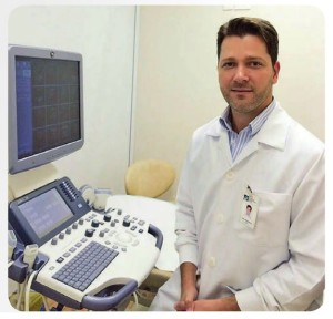 Dr. Leonardo Piber, médico radiologista do Centro de Diagnósticos Brasil (CDB), em São Paulo
