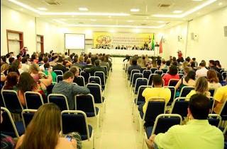 A abertura do 5° Congresso de Secretários Municipais de Saúde da Bahia contou com a presença  de importante autoridades