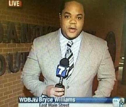 Bryce Williams havia trabalhado na mesma emissora que os dois jornalistas mortos