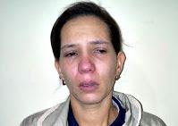 Sidicleia Silva dos Santos (Teinha), irmã do traficante Bolota