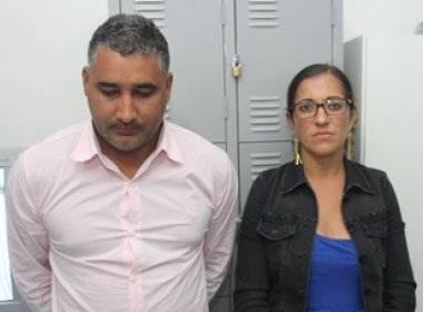 Sílvio da Silva Moraes, apontado como braço direito do presidente da Câmara de Vereadores, e Tarcisia Abreu, foram detidos na operação