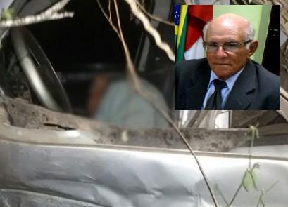 Áureo Ferreira Oliveira, 80 anos,ex-vereador