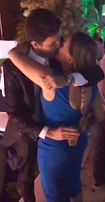 Susana conheceu Guilherme na festa de casamento de um casal amigo