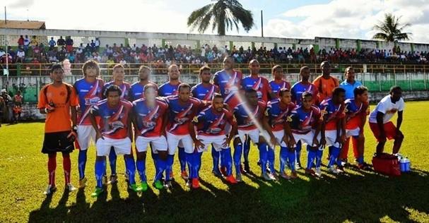O time ubaitabense jogou desfalcado sem o volante e o zagueiro titular