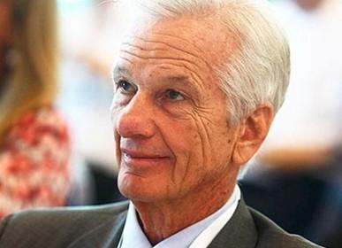 Jorge Lemann é dono da maior fortuna do Brasil (R$ 83,7 bilhões)