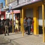 UBAITABA: DEPÓSITO DE SUPERMERCADO PAGUE MENOS FOI ARROMBADO