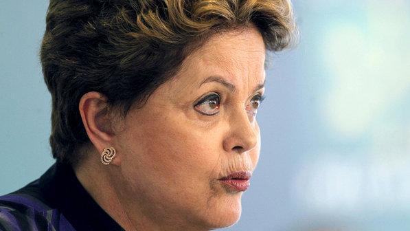 Dilma Rousseff  pode ser  afastada do governo num processo de impeachment ainda neste ano