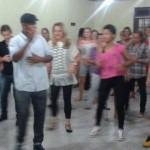 ROTARY DE UBAITABA PROMOVE AULA  INAUGURAL DE DANÇA DE SALÃO