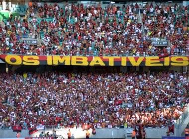Em vez do Barradão, o confronto será disputado na Arena Fonte Nova.