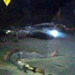 BA-001 ACIDENTE DE MOTO DEIXA DOIS MORTOS E 01 FERIDO