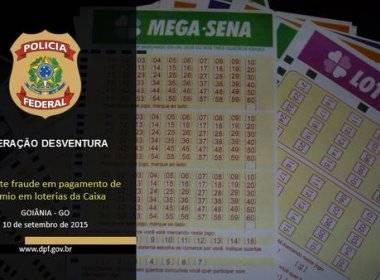 O esquema consistia em validação de bilhetes falsos por gerentes da Caixa que viabilizavam o prêmio por meio de suas senhas.