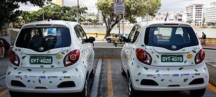 O Carro Leve faz parte do projeto Porto Leve, núcleo do Porto Digtial