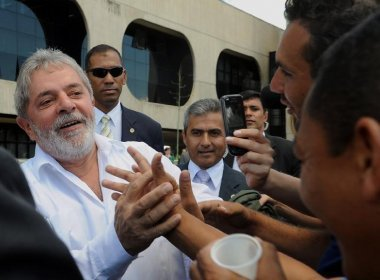Luiz Inácio Lula da Silva (PT) desembarca na tarde desta quinta-feira (22) em Salvador e já está com agenda cheia