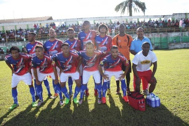A seleção  de Ubaitaba deve  entrar em campo com sua equipe titular