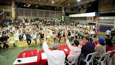Assembleia aconteceu nesta quinta-feira (Foto: Divulgação/Sindicato)