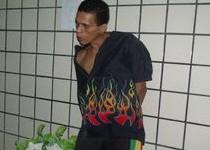 Adeilton é acusação de ter entrado no cemitério e ter violado o túmulo da ex-prefeita Ângela Castro