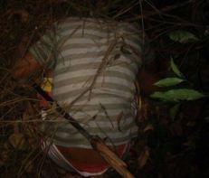 Claiton Chavier (Galego), foi morto a tiros no Km 6, em Itacaré,