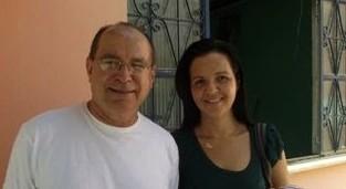 O deputado Roberto Brito tem  a Prefeita Liu Andrade como forte aliada