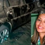 MULHER DE VEREADOR MORRE EM ACIDENTE AUTOMOBILÍSTICIO