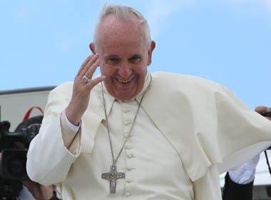 durante a visita do Papa Francisco, deve ser inaugurada a cúpula central do Santuário Nacional,