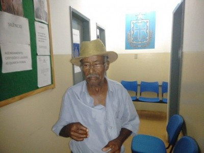 Arlindo Nogueira ficou preso (Foto: Blog Marcos Frahm)