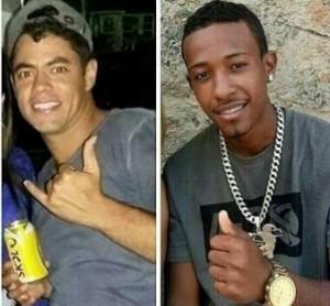Rafael e Jonas. Foto: Reprodução