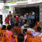 UBAITABA: UNIFARMA REALIZA AÇÃO SOCIAL NO DIA DO DIÁBETICO