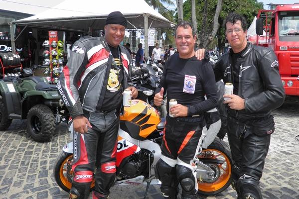 O 4º Moto Fest reuniu motociclistas de toda Bahia