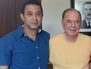 Jé Assunção recebe apoio de João Leão para disputar eleição