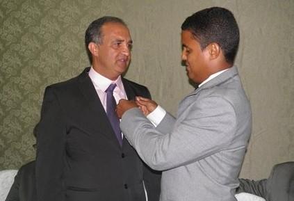 Jaílton foi empossado pela segunda vez na presidência da CDL