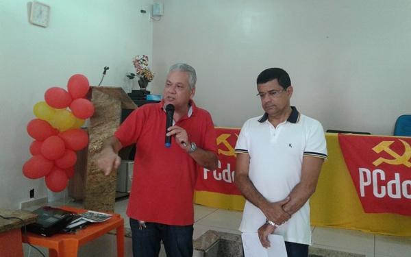 O vereador Zé Carlos teve sua pre-candidatura a prefeito lançada