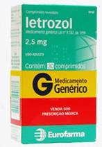 O medicamento Letrozol está com o lote 397733 suspenso em todo o país.