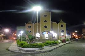 A Igreja Matriz de Aurelino Leal