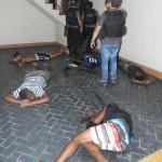 ITABUNA: SETE BANDIDOS TROCAM TIROS COM A POLÍCIA; DOIS MORREM