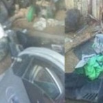 IBIRAPITANGA : POLICIAIS ENCONTRAM DESMANCHE EM FAZENDA