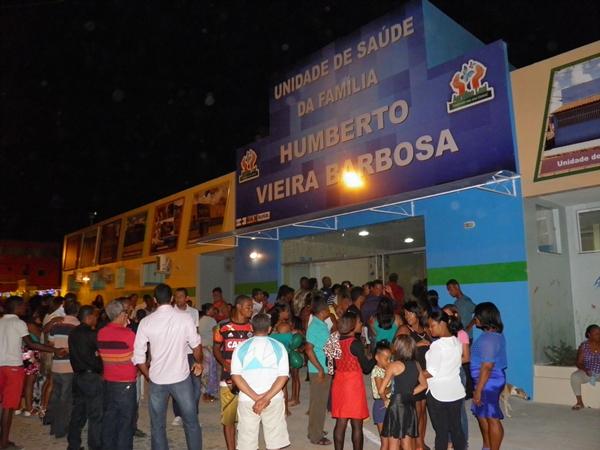A UBS  Humberto Barbosaé considerada uma das mais compllesta da região