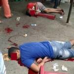 TRÊS ADOLESCENTES MORTOS A TIROS EM CONQUISTA
