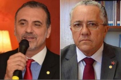Pelegrino e Josias reassumem os cargos no Governo do Estado NA PRÓXIMA 4ª feira