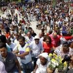 ILHÉUS: LAVAGEM DA CATEDRAL DE S. SEBASTIÃO SUPEROU EXPECTATIVAS