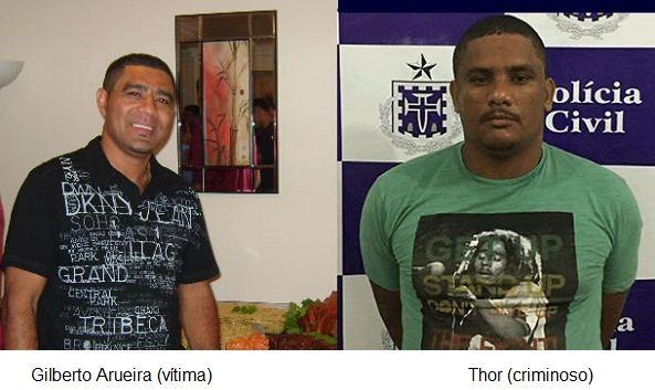 Santo Andrade Moreira, Aurélio Sampaio Costa e Wanderson Ferreira da Silva, policiais militares repercutiu na coorporação