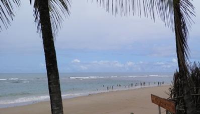 As praias de Algodões é atualmente um dos destinos mais procurados