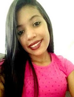 Noralice Gusmão Brenna Neri Coelho Fernandes, de 15 anos.