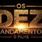 """ELENCO E FAMOSOS SE ENCONTRAM NA PRÉ-ESTREIA DE """"OS DEZ MANDAMENTOS -O FILME"""""""
