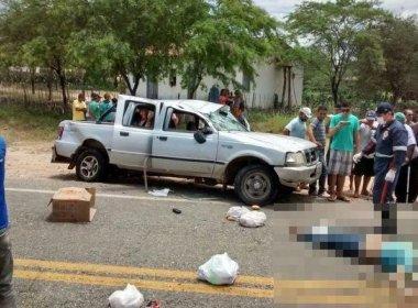 Além das mortes, nove pessoas ficaram feridas.